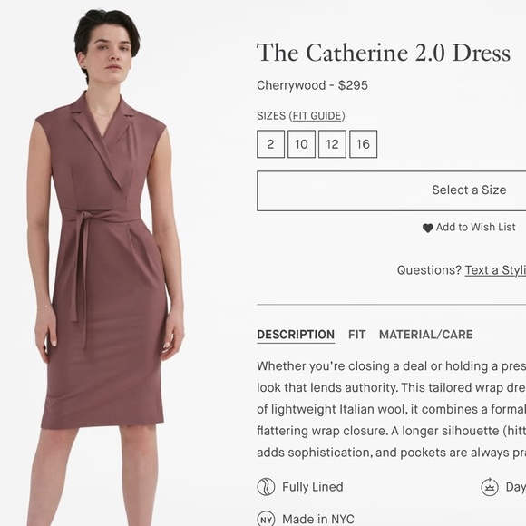 Catherine Dresses